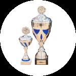 Pokale Hallenfußballturnier