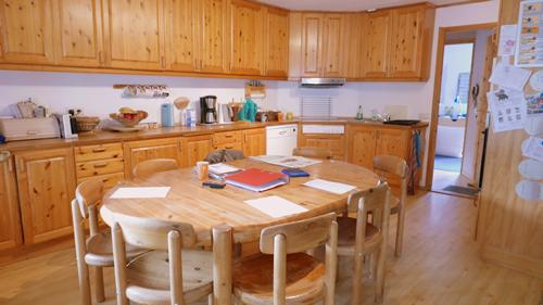 """So sieht die Küchen aus in der Einrichtung """"Wir 5 plus"""""""