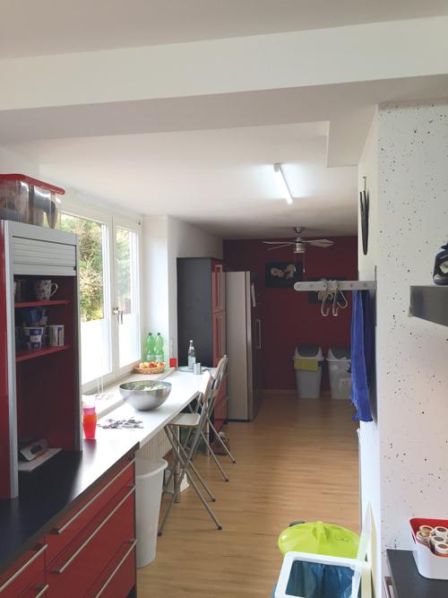 """Blick in die Küche der """"Kieler Sprotte"""""""