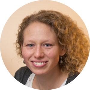 Anne Sprenger  Geschäftsführerin