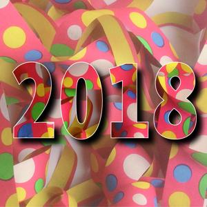 Jahreszahl 2018