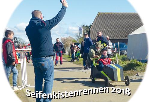 Achtung: Termin blocken für das Seifenkistenrennen!