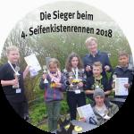 Sieger des 4. Lindhöfter Seifenkistenrennen