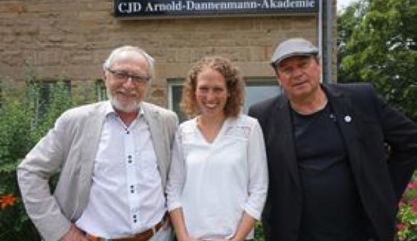 10 Jahre Kooperation mit CJD-Akademie
