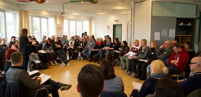 VPK Brandenburg e.V.: Open Space Veranstaltung