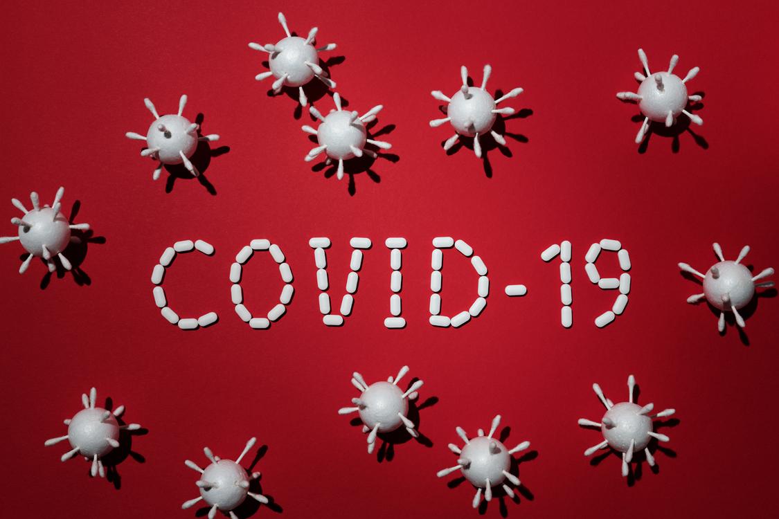 Corona-Virus bildhaft dargestellt